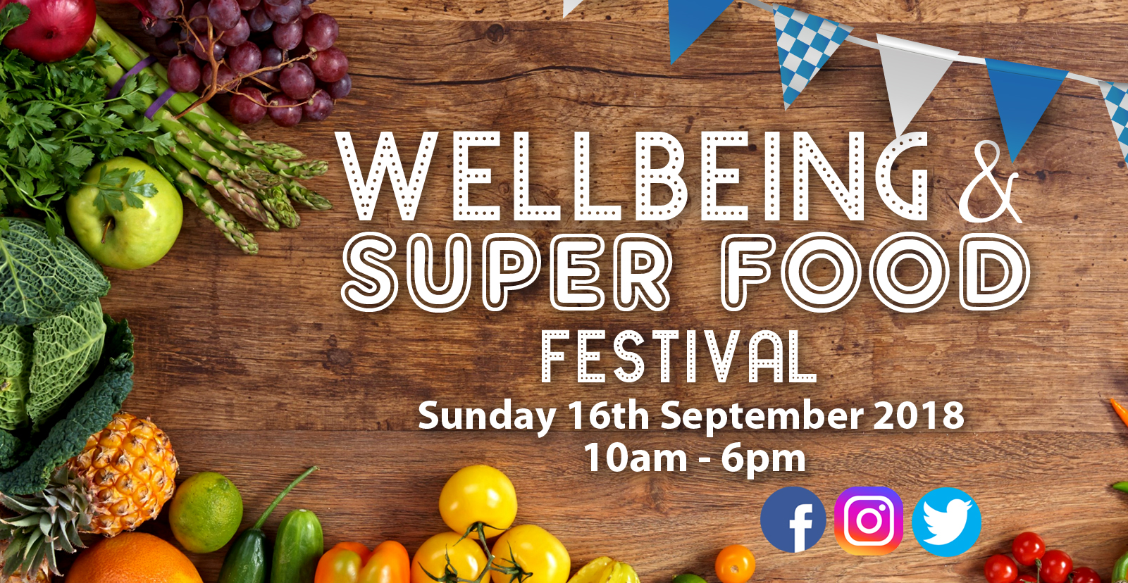 Wellbeing & Superfood FB Banner