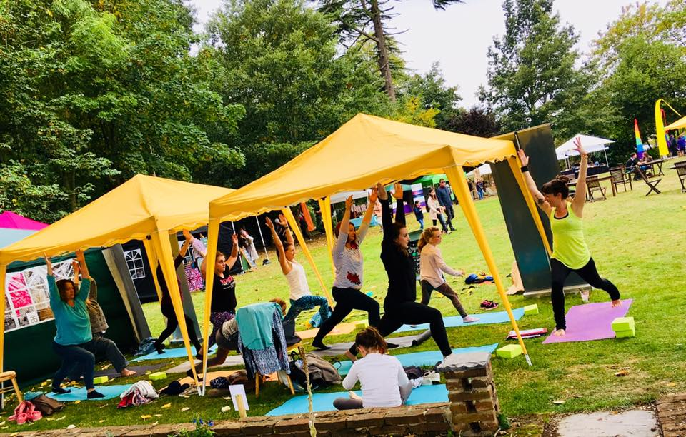Wellbeing & Superfood Festival 2018